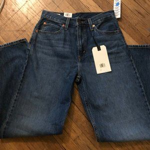 Brand New Levi's Dad Jeans